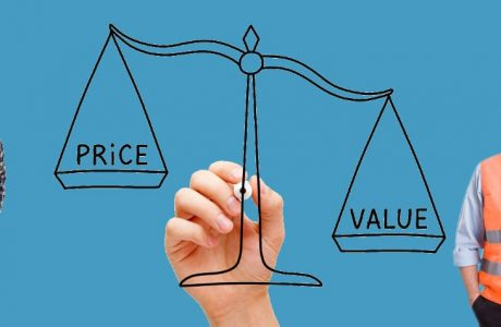 weigh cheap price versus better value